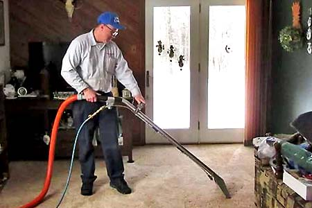 Residential Carpet Cleaning in Upper Michigan