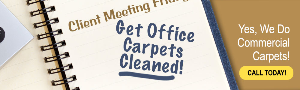 Commercial Carpet Cleaning in Upper Michigan and northern Wisconsin